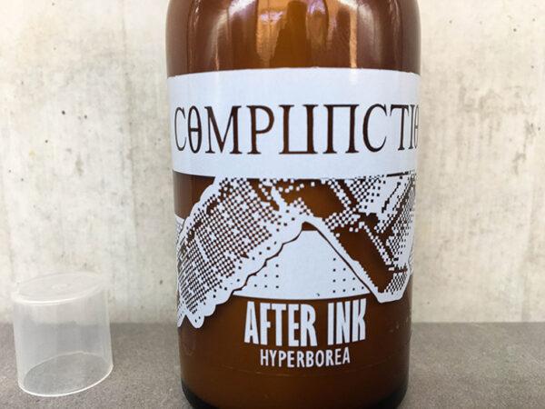 Compunctio crema after ink vegan Hyperborea