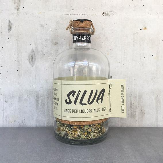Silva liquore del bosco Hyperborea