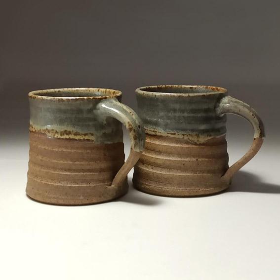 Mug in gres Vanni Donzelli per Hyperborea