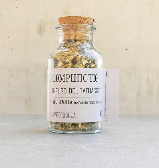Tisana Compunctio - Hyperborea